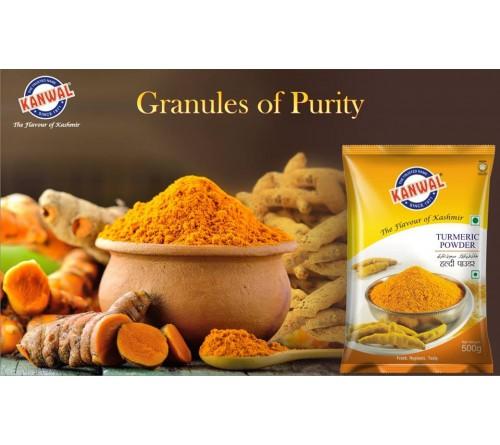 Kanwal Turmeric Powder (Haldi)