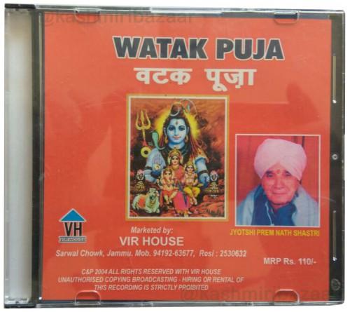 Watak Puja CD