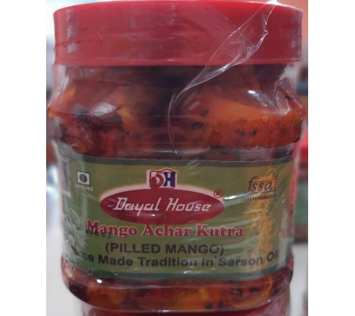 Dayal House Mango Kutra Pickle