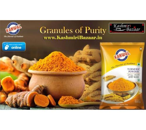 Kanwal Turmeric Powder (Haldi) 200 Gram