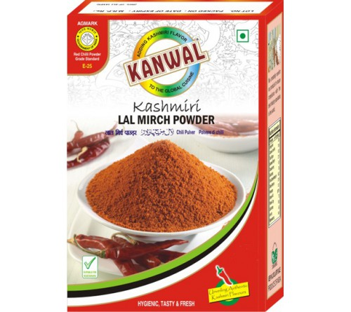 Kanwal Kashmiri Lal Mirch Powder (200Gm)