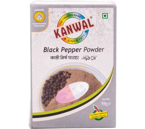 Kanwal Black Pepper Powder