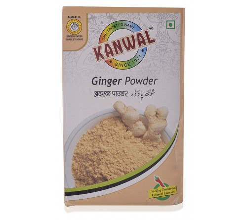 Kanwal Ginger Powder ( Sonth Powder) 100 Gram