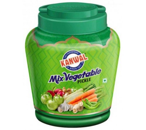 Kanwal Mix Vegetable Pickle
