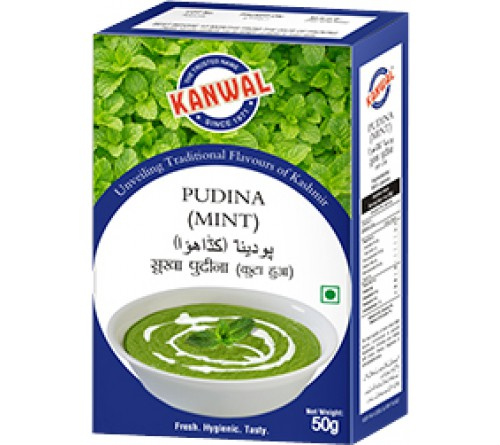 Kanwal Dried Mint Powder (Pudina Powder)
