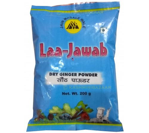 Laa-Jawab Ginger Powder (Sonth) (Jain Masala)