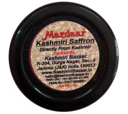 Mazdaar Kashmiri Saffron