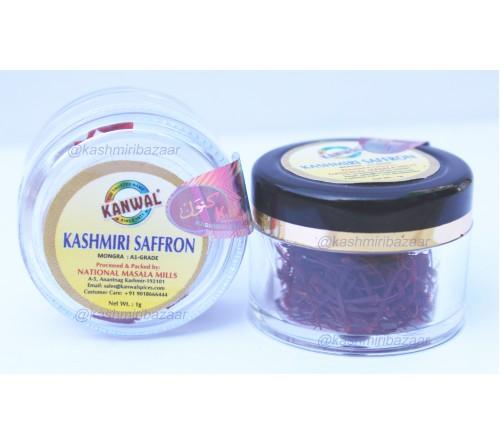 Kanwal Kashmiri Saffron Mongra A-1
