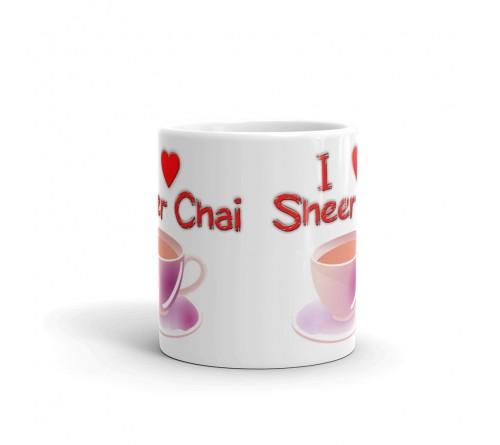 I Love Sheer Chai Mug