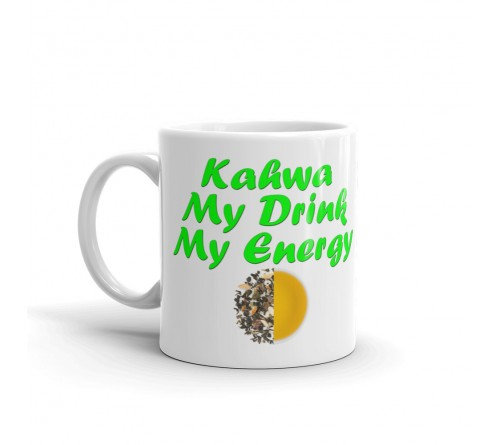 Kahwa My Drink My Energy Mug