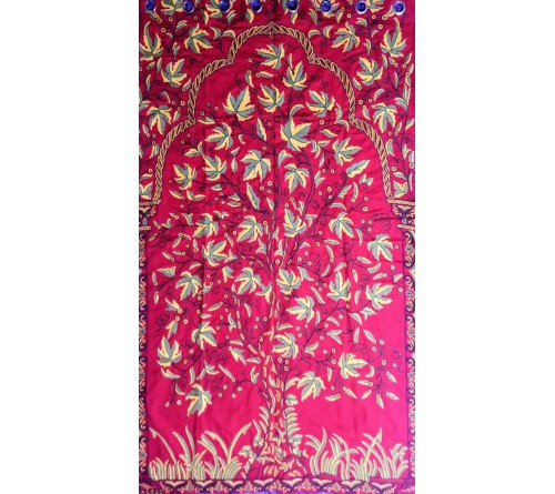 Chinar Embroidered Curtain