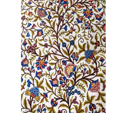 Daenzdaar Embroidered Curtains