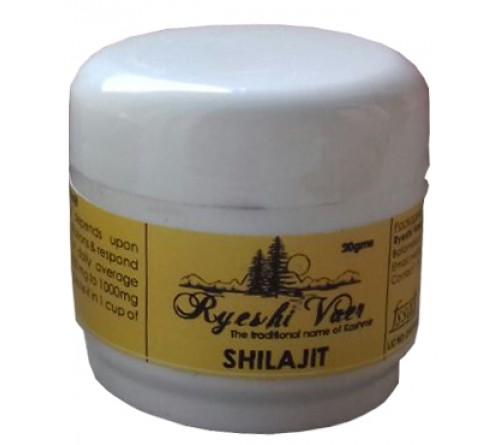 Ryeshi Vaer Kashmiri Shilajit 20 gms