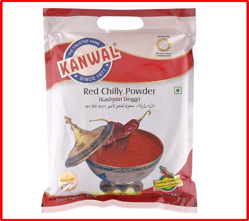 Kanwal Red Chilly Powder (Kashmiri Deggi)
